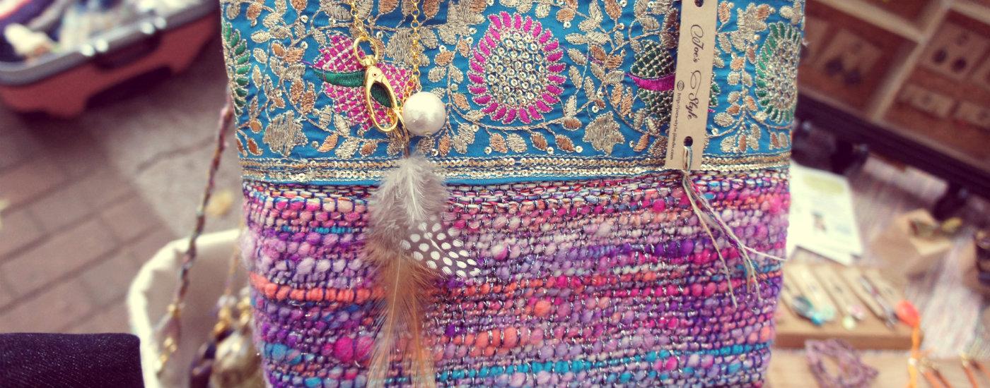 Art Yarn Woven